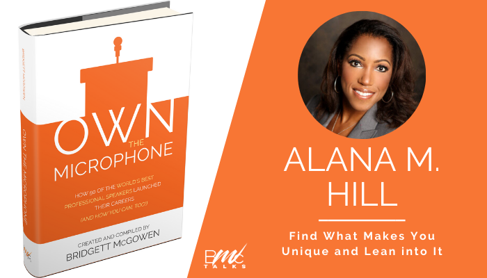 Own The Mic - Alana M. Hill
