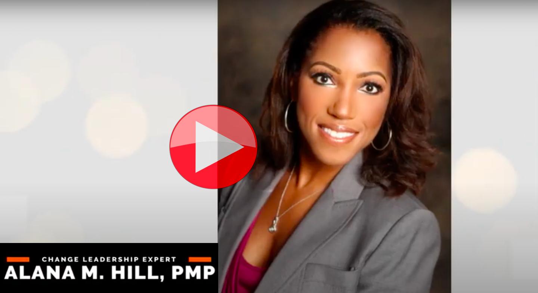 Alana M Hill - Change leadership expert